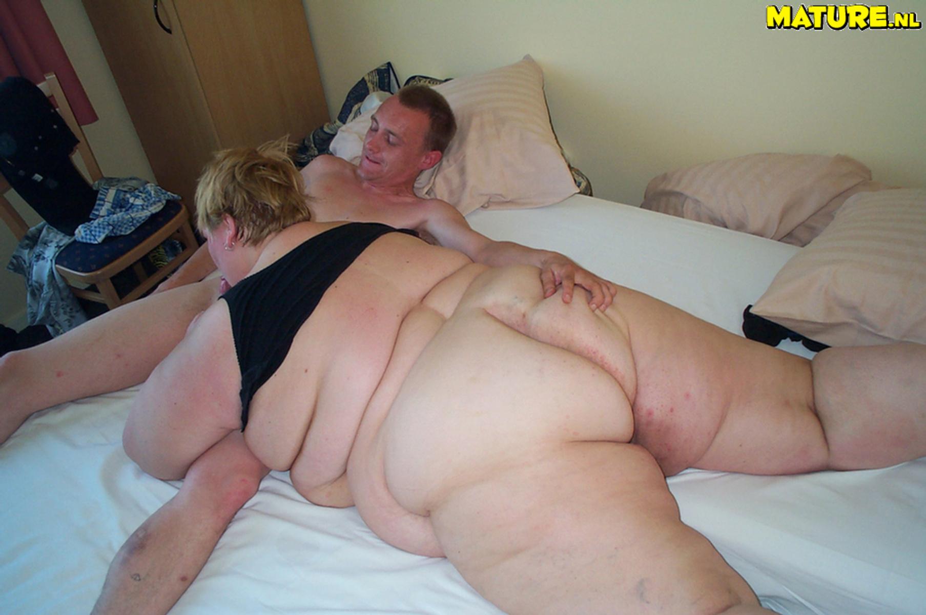 Секс порно жирные