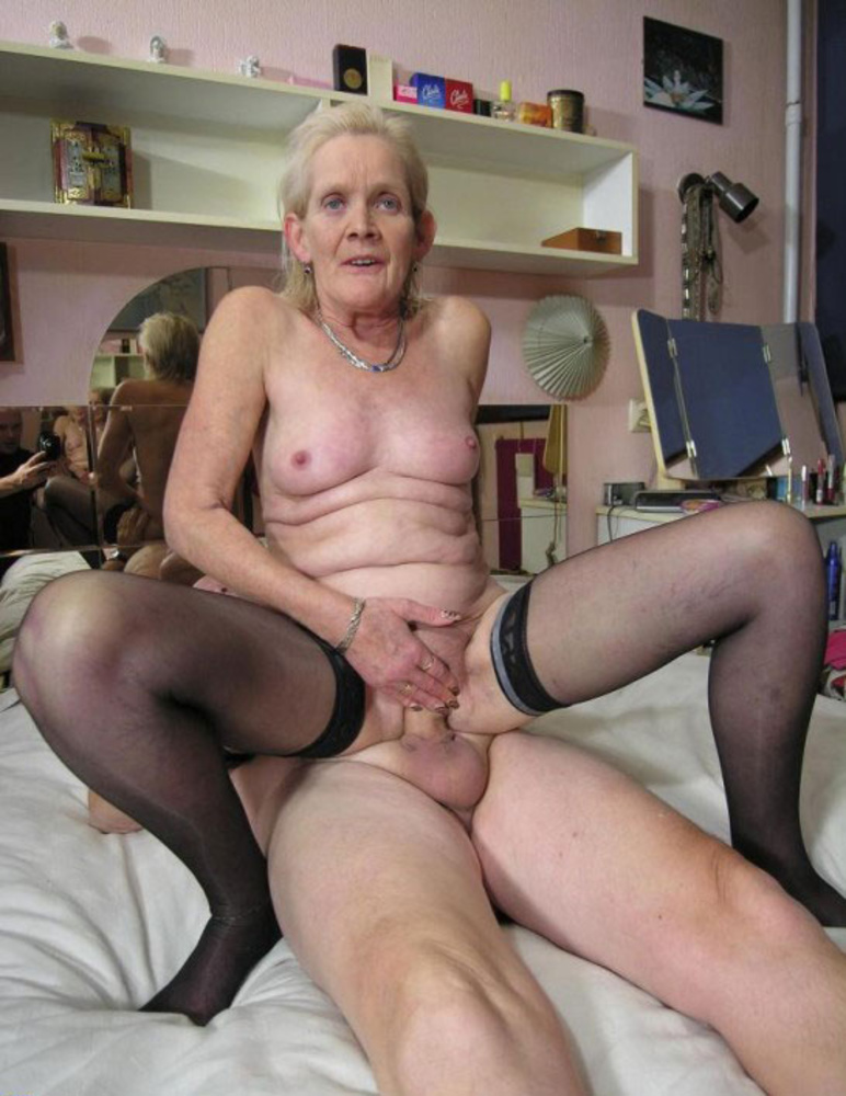 Pantyhose mature buzzed after xmas party 7