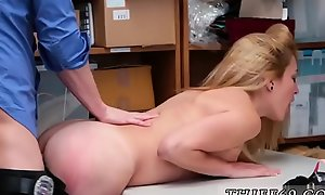 Teen feet self sucking and full-grown blonde granny fucking LP Officer