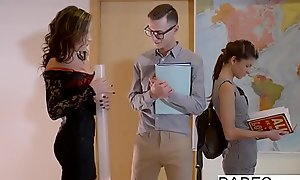 Act Mother Lessons - Naughty In jail  cash reserves  Gina Gerson and Charlie Dean and Niki Loved clasp