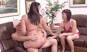 German Mama Teach Step-Daughter How Apropos Fuck Apt