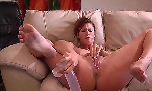 Blue Soccer-Mom Squirting Fluid
