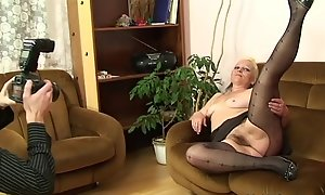 Guy with an increment of mother-in-law taboo sex