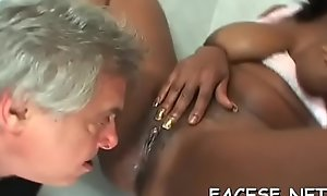 Sexy girl lives parts say no to facesitting fetisj muting a brat