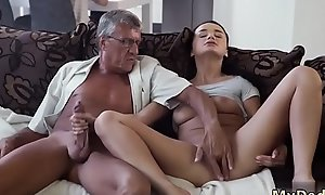 Skinny granny anal invasion old added to confessor daddy writer patron'_ crony'_s daughter
