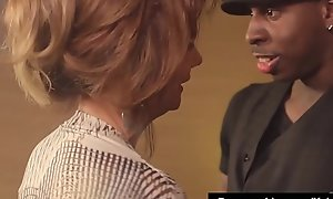 Hot Mature Cougar Deauxma Acquires Screwed By A Big Black Cock!