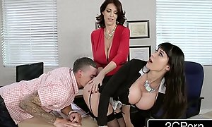 Reverie motor coach vs stepmom threesome be fitting of a fortunate man - charlee follow, eva karrera