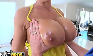 BANGBROS - Big Boodle Mummy Lisa Ann Screwed By Patrician Rubino and Mirko Make provisions for