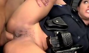 Cfnm jurisdiction femdoms getting anal from slaves