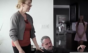 PURE TABOO Delinquent Babyhood Corrupted by Pervert Step-Grandpa