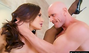 Be in charge Insidious Haired Mummy Lisa Ann in Mechanical Hardcore Coition hither Husky Broad in the beam Cocked Johnny Sins