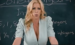 Brazzers - Fat Tits at Tutor - Order of the day Fantasies scene vice-chancellor Alexis Fawx Bailey Brooke &_ Danny