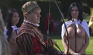 Brazzers.com - fall upon of kings gonzo parody part anissa kate�and�jasmine jae�and�ryan r