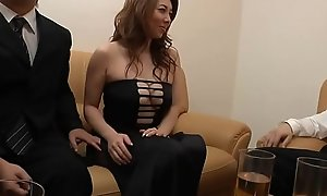 Fat Japanese Mama At the maximum And Fucked