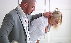 Brazzers - Shes Gonna Squirt - Euro Squirt Polished scene starring Ivana Sugar with the addition of Timo Nervy