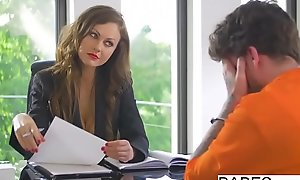 Babes - Office Waste time - (Tina Kay) - At odds with in legitimacy