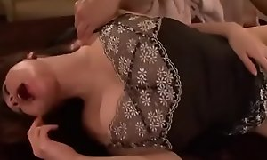 Japanese milf acquires nice fuck unfamiliar her son