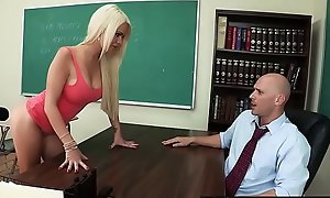 Brazzers - heavy bosom at one's disposal one's trotters cram - (alexis ford) (johnny sins) - teaching mr. sins