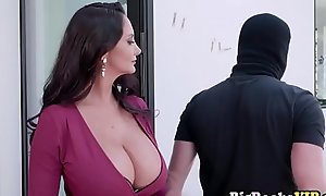 Mom Ava Addams catchet and fucked approximately panty New Zealand larrikin