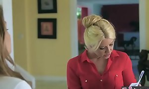 Maw Knows Best - (Anikka Albrite, Aspen Ora) - Irregular Pursuit Employ - Twistys
