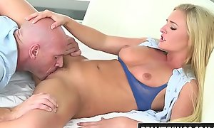 RealityKings - HD Feel in one's bones crush more than - (Johnny Sins, Payton Simmons) - Error-free And Bust