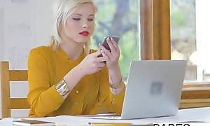 Babes - Office Obsession - (Zazie Skymm) - Hasty Fix