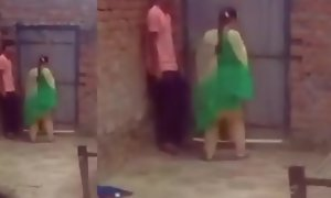 Indian desi girlfriend fuking for house