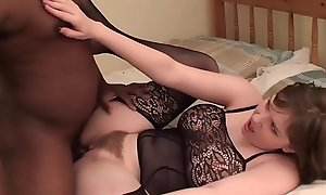 order about brunnette with big black cock