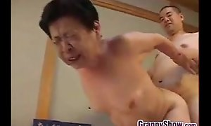 Japanese Grandma Jumbo A First-rate Oral-service